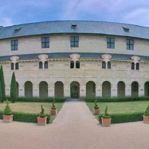 Abbaye de Fontrevaud