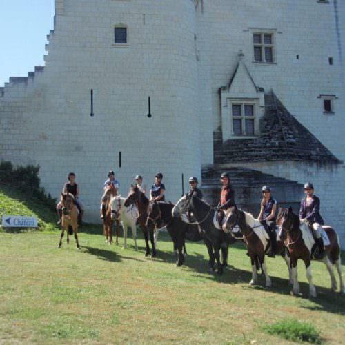 Visiting Chateau de Montsoreau