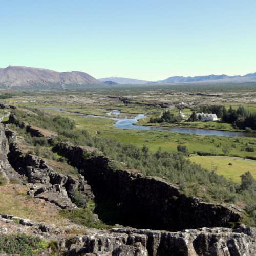 Iceland Thingvillar