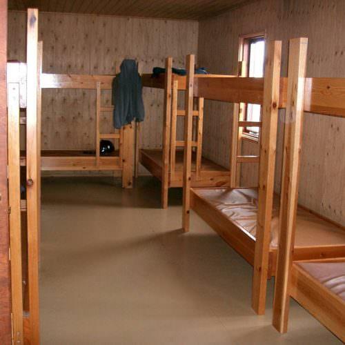 Iceland bunk accommodation