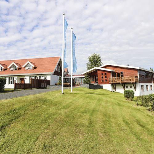 Fosshotel Hekla view
