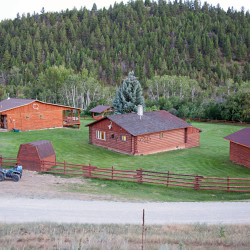 Cabins at the Ranch