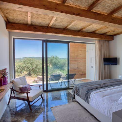 A premium room
