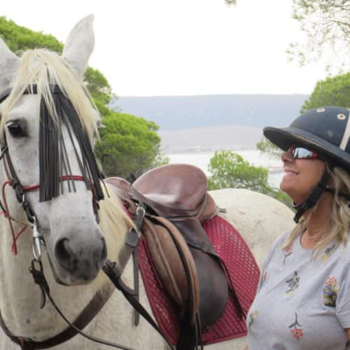 Spain, Los Alamos, Horse Riding