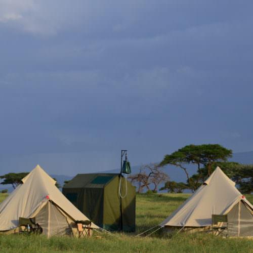 Kaskazi camping