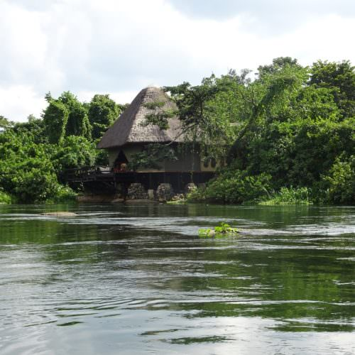 Hotel in Uganda
