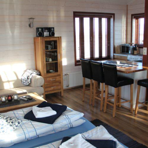Iceland cottage Óðinshús