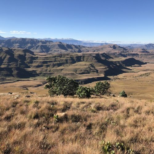 Views in Lesotho