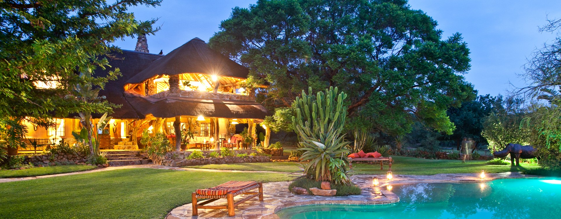 Ant's Nest Lodge - Waterberg, South Africa
