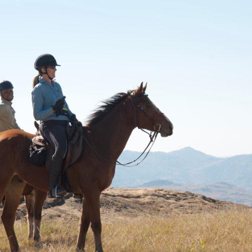 Riding in eSwatini