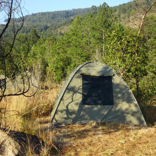 Camping in Swaziland