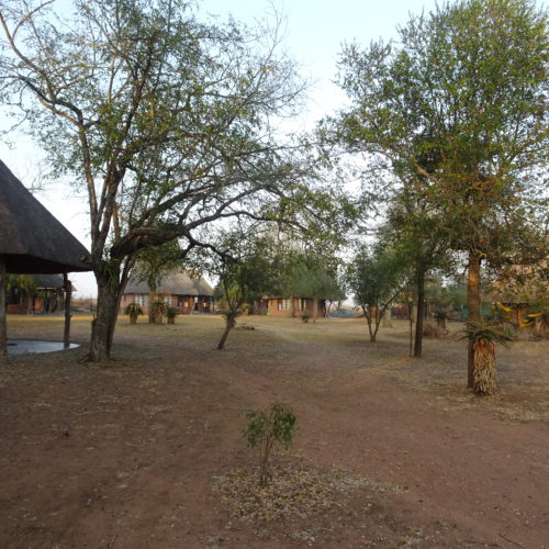 Accommodation in Hlane Swaziland