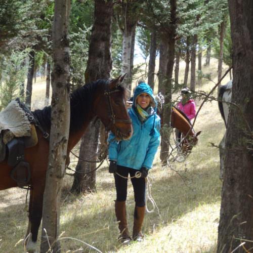 Woodland rides, Ecuador