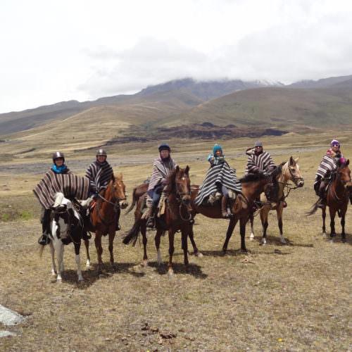 Adventurous riding