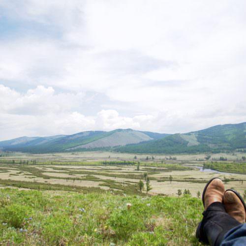 Mongolia view