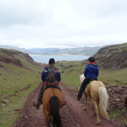 Greenland riding