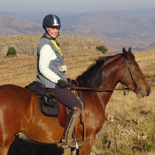 Riding in Swaziland