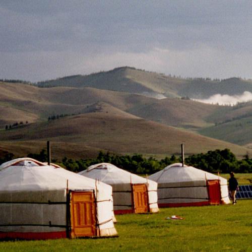 Mongolia Jalman Meadows