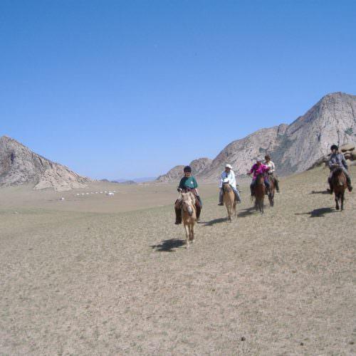 Mongolia Arburd Sands riding