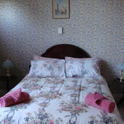 A room at Waitohi Downs.