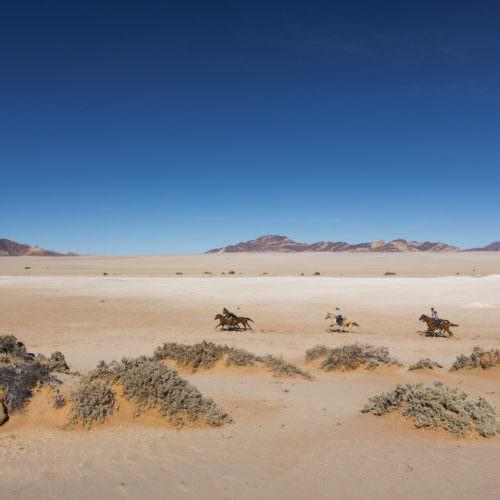 Horse Safaris Namibia