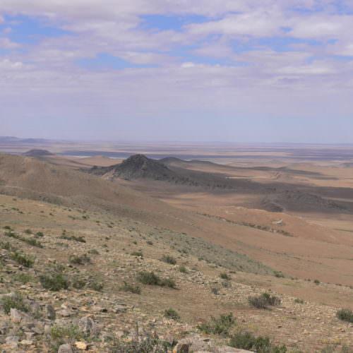 Mongolia Gobi Steppe Ride
