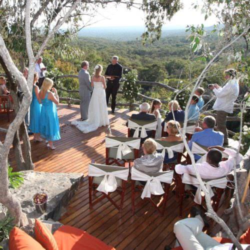 Bryllup på Mors Hill