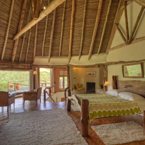Kenya - Borana room