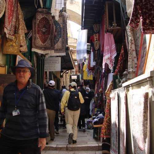 Israel Jerusalem market