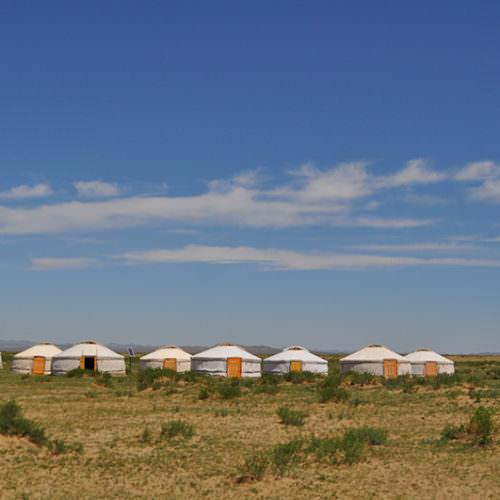 Mongolia Arburd Sands