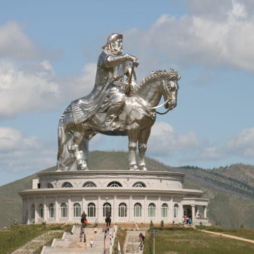 Mongolia Ghengis Khan