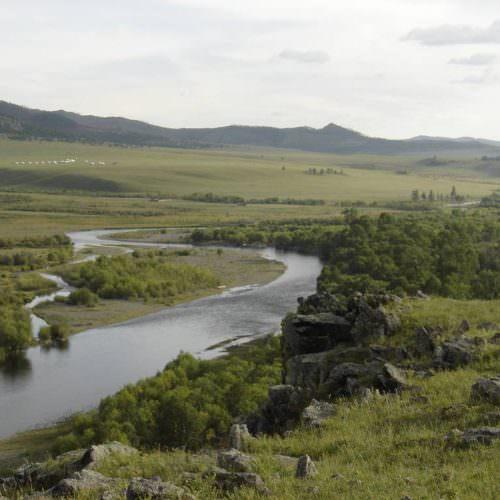 Mongolia Jalman Meadows camp