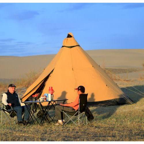 Mongolia teepee