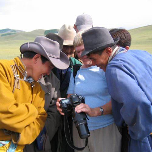 Mongolia guides