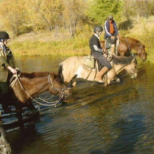 Mongoli river