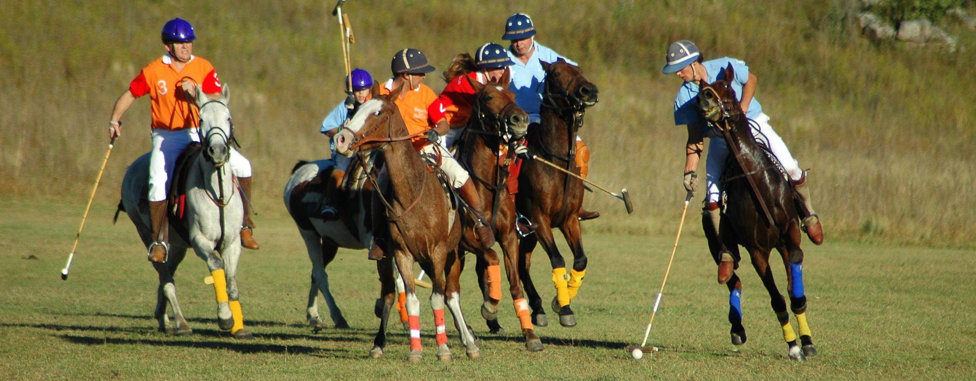 Polo at Estancia Los Potreros Argentina