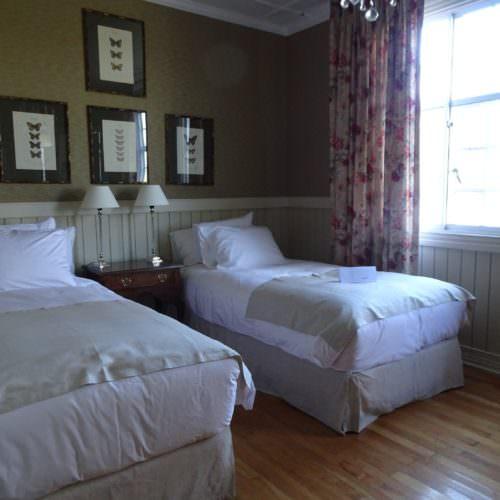 Luxury guestrooms