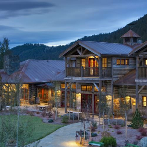 The Ranch at Rock Creek, Montana