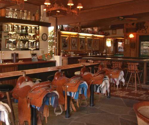Bar at White Stallion Ranch