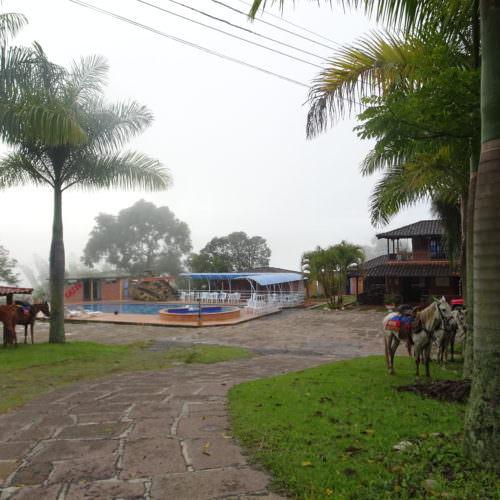 El Rincon, Oiba.