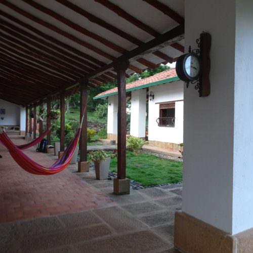 Casa de Hacienda, El Palmar.
