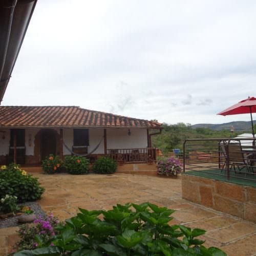 La Loma, Barichara.