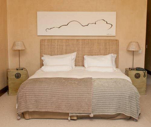 Double room at Sante Spa
