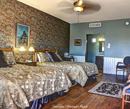 Western Ranches accommodation