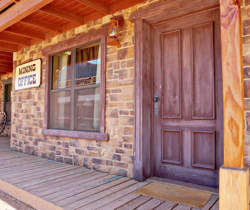 Western Ranch rooms