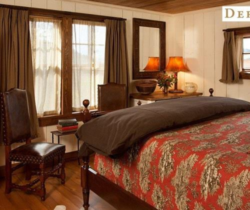 Granite Lodge - Derringer Room