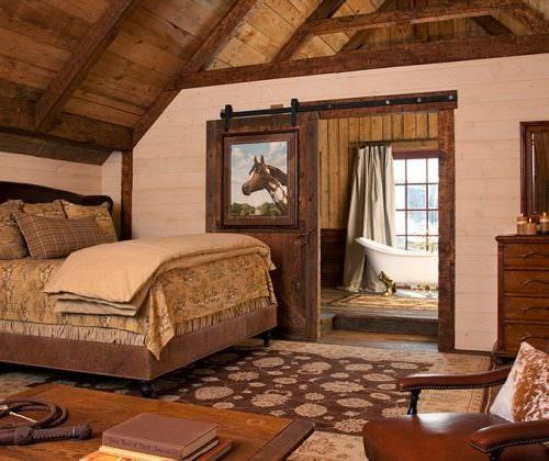 Historic Barn - Loft