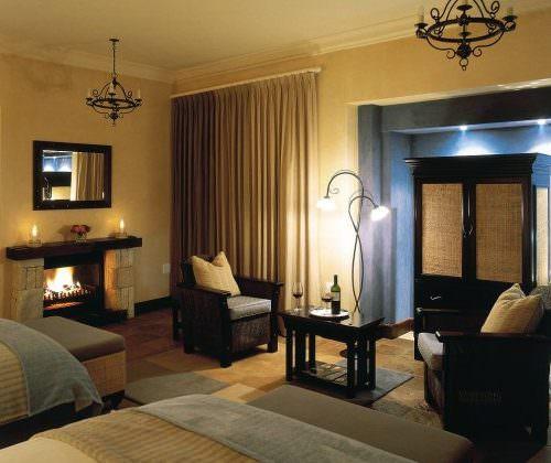 Sante Spa room