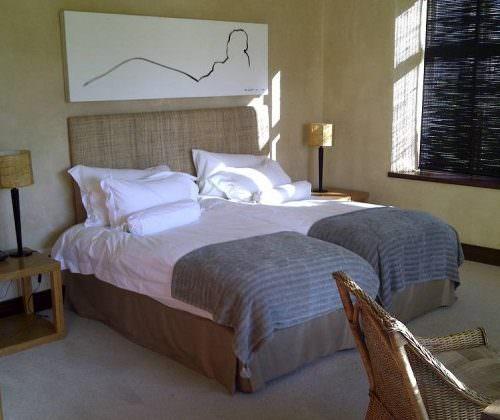 Twin Room at Sante Spa