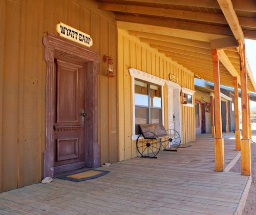Tombstone Monument Ranch accommodation